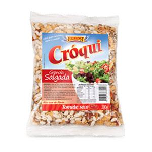 Granola croqui salg tomate seco