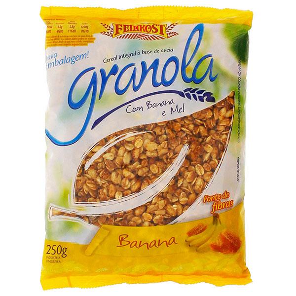 Granola feinkost banana