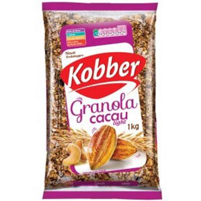 Granola kobber light cacau 1k