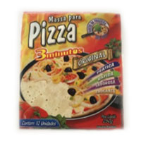 Pizza mini 3minutos original 250g