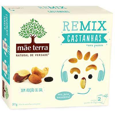 Remix castanha maeterra