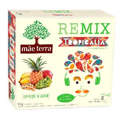 Remix tropicalia maeterra