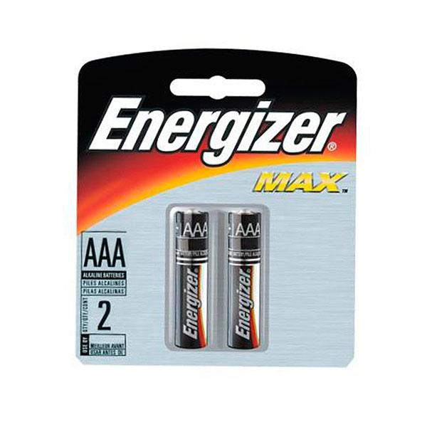 Pilha energizer max aaa 2
