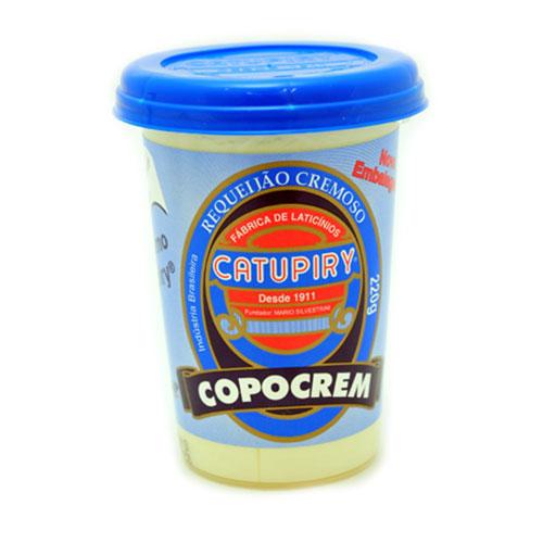 Requeijao catupiry copocrem 220g