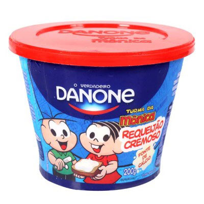 Requeijao danone kids 200g