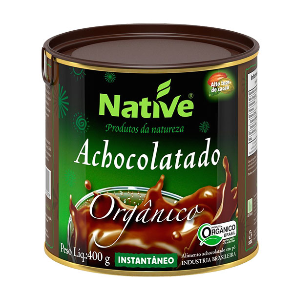 Achoc native org int 400g