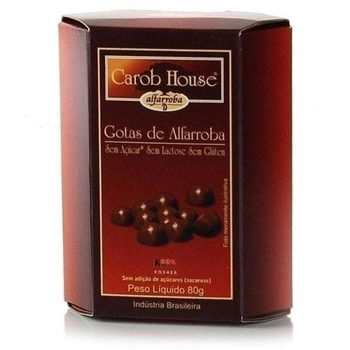 Alfarroba carob house gotas 80g
