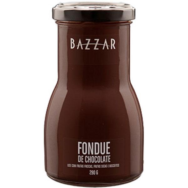 Fondue choc bazzar 250g