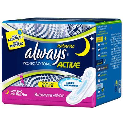 Abs always active noturno