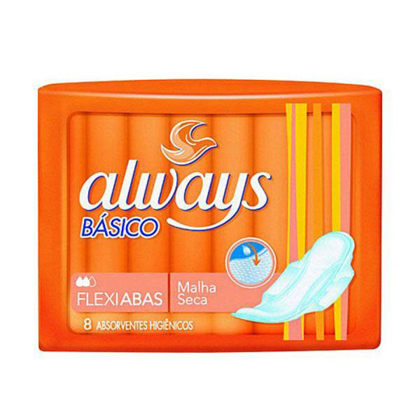 Abs always basico seca abas 8