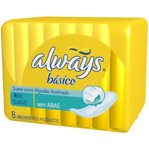 Abs always basico suave sem abas 8
