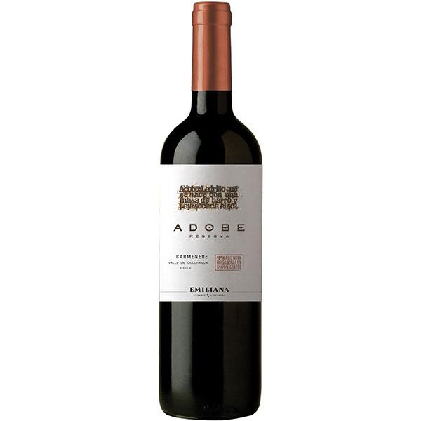 Vinho adobe carmenere 750ml