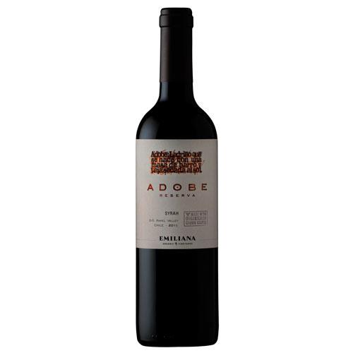 Vinho adobe syrah 750ml