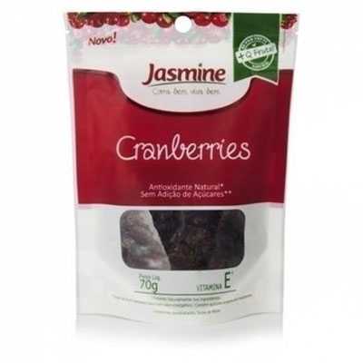 Cranberry seco jasmine 70g