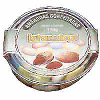 Amendoa confeitada istambul 170g