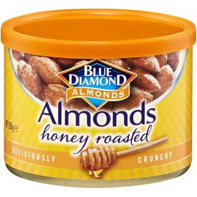 Amend blue diamond honey roasted