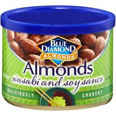 Amend blue diamond wasabi soy