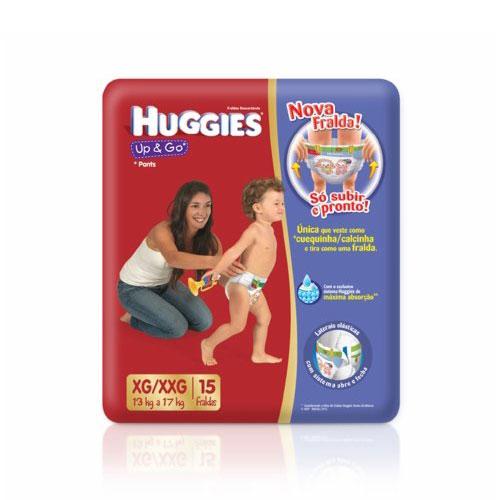 Fralda huggie upego pants xg c15