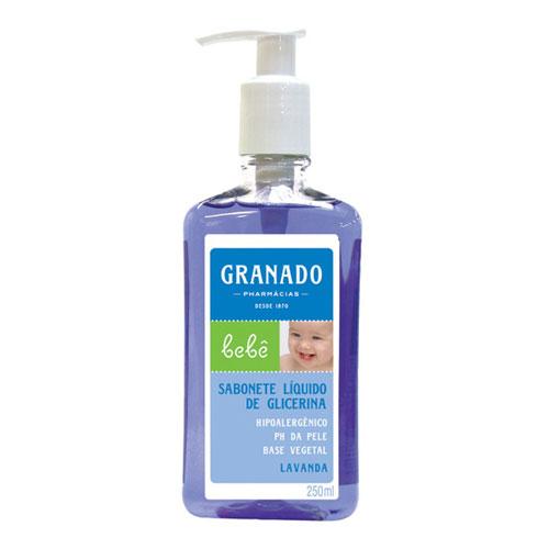 Sab granado liq lavanda bebe