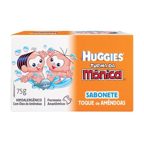 Sabonete hidra huggies turma amendoas