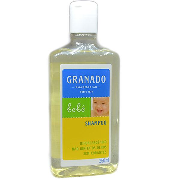 Shampoo granado bebe