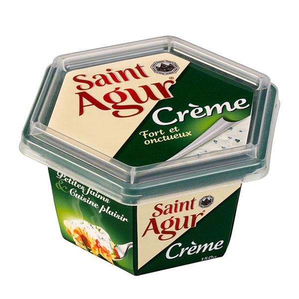 Bongrain saint agur 125g