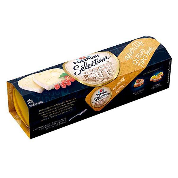 Brie polenghi selection aperitif 140g
