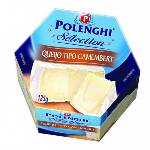 Camembert polenghi selection 125g