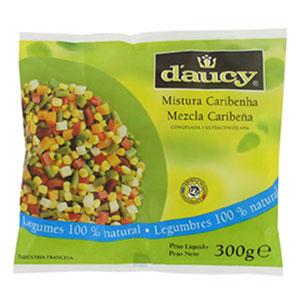 Mistura daucy caribenha 300g