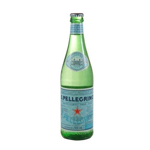 Agua min sao pellegrini 505ml