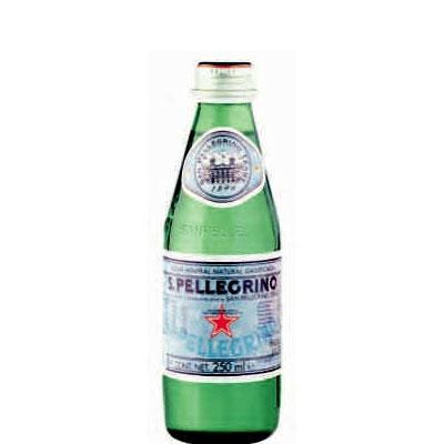 Agua min sao pellegrino 250ml