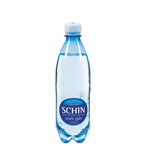 Agua min schin com gas 300ml
