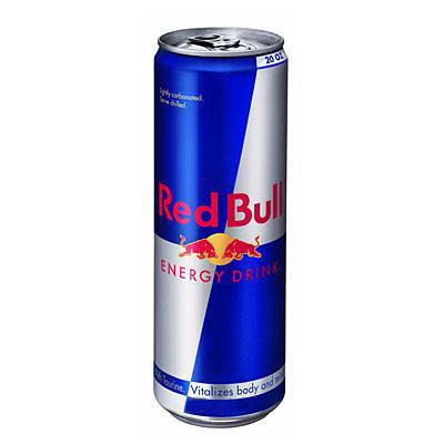 Energetico red bull 355ml