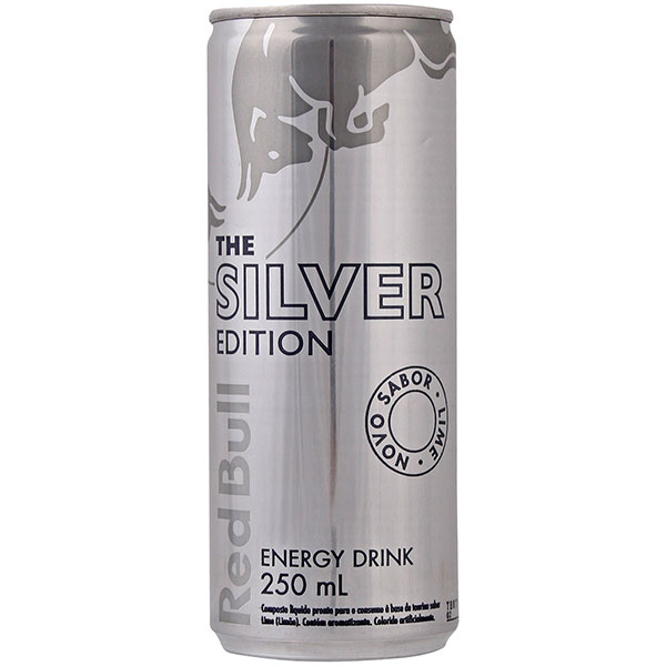 Energetico red bull siler edition 250ml