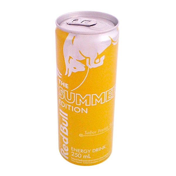 Energetico red bull summer edition 250ml