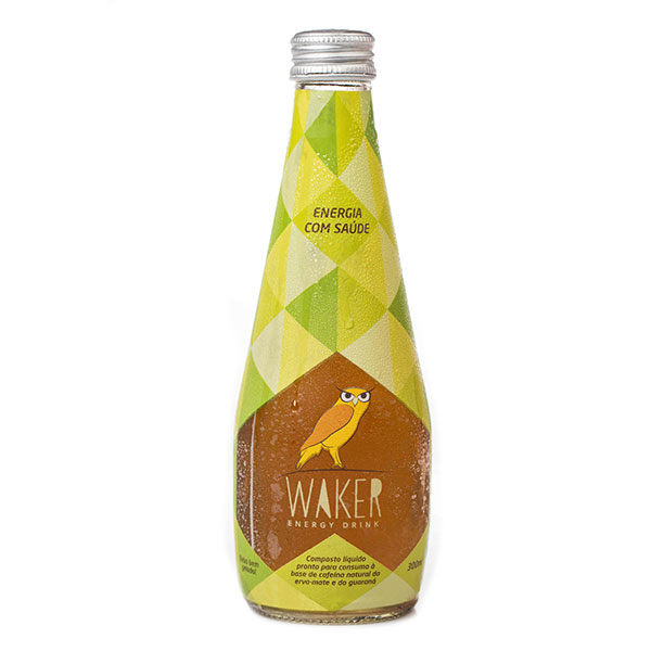 Energetico waker natural 300ml