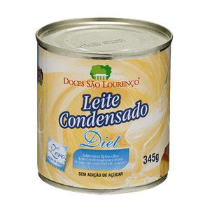 Leite condensado diet sao lourenco 345g