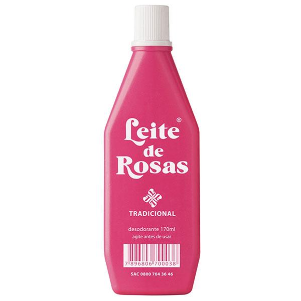 Leite rosas 170ml
