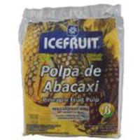 Polpa fruta icefrut abacaxi