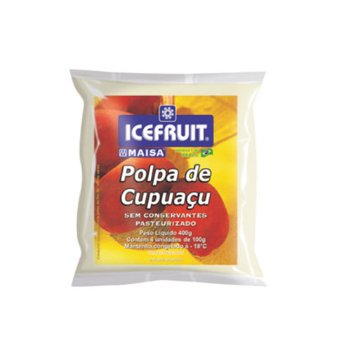 Polpa fruta icefrut cupuacu 400g