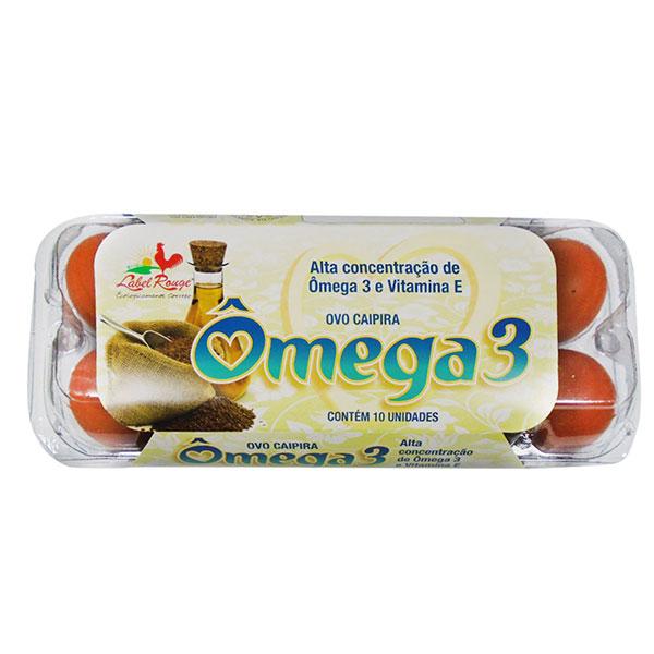 Ovos label rouge omega3