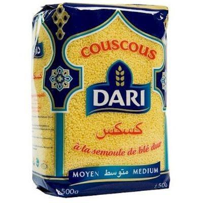 Couscous dari grao medio 500g