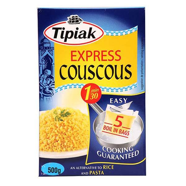 Couscous tipiak express 500g