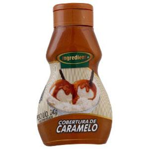 Cobertura ingredient caramelo 240g