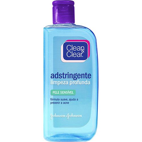 Clean clean adistringent pele sensivel