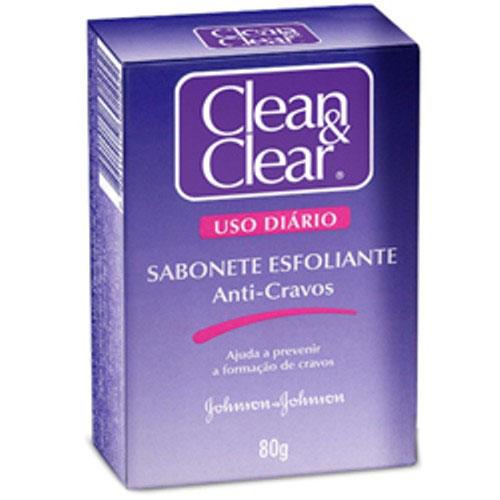 Clean clear sab anti cravos 80g