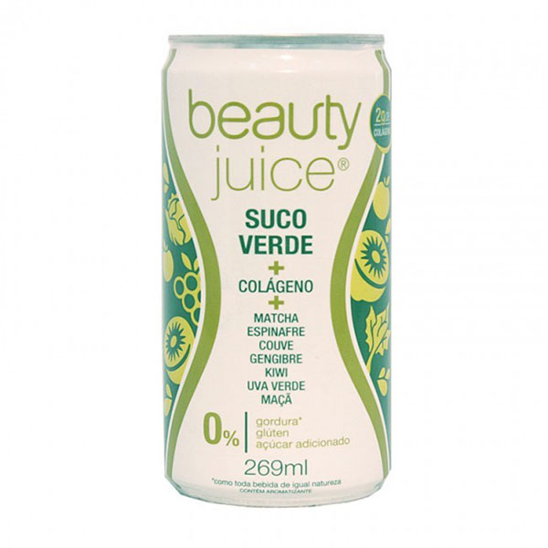 Beb beauty juice suco vdr