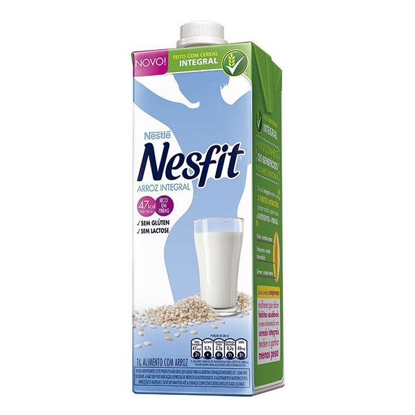 Bebida nesfit arroz integral 1l