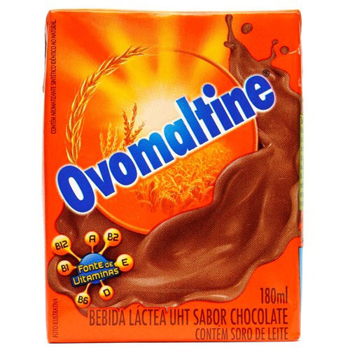 Beb ovomaltine chocolate 180ml