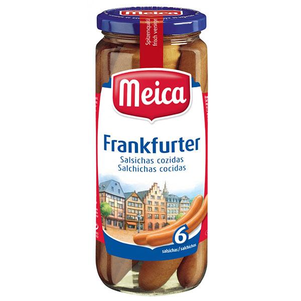 Sals meica frankfurter